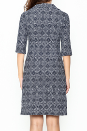 Jude Connally Megan Tunic Dress - Back cropped