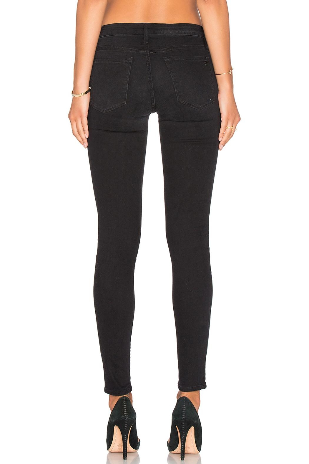 Black Orchid Denim Jude Mid-Rise Super-Skinny - Side Cropped Image