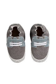 Robeez Jude Soft Soles Baby Shoes - Front full body