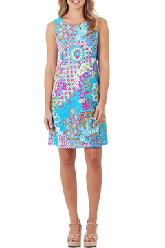 Jude Connally Vibrant Shift Dress - Product List Image