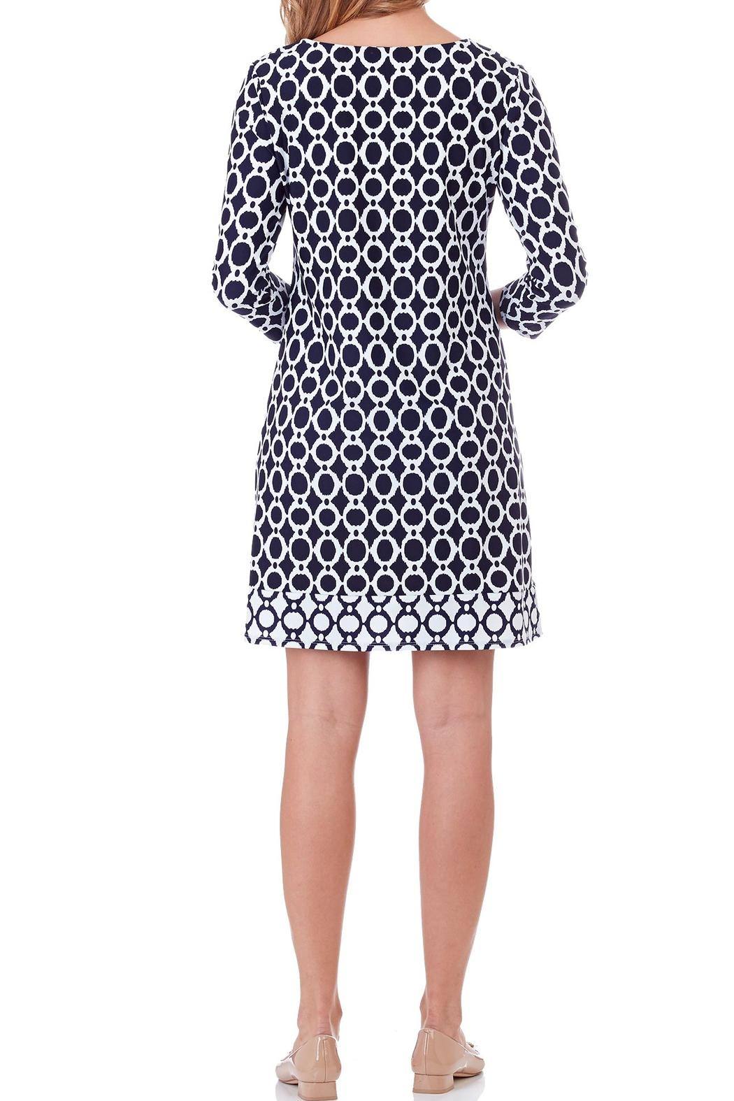 Jude Connally Cara Shift Dress - Front Full Image