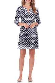Jude Connally Cara Shift Dress - Front cropped
