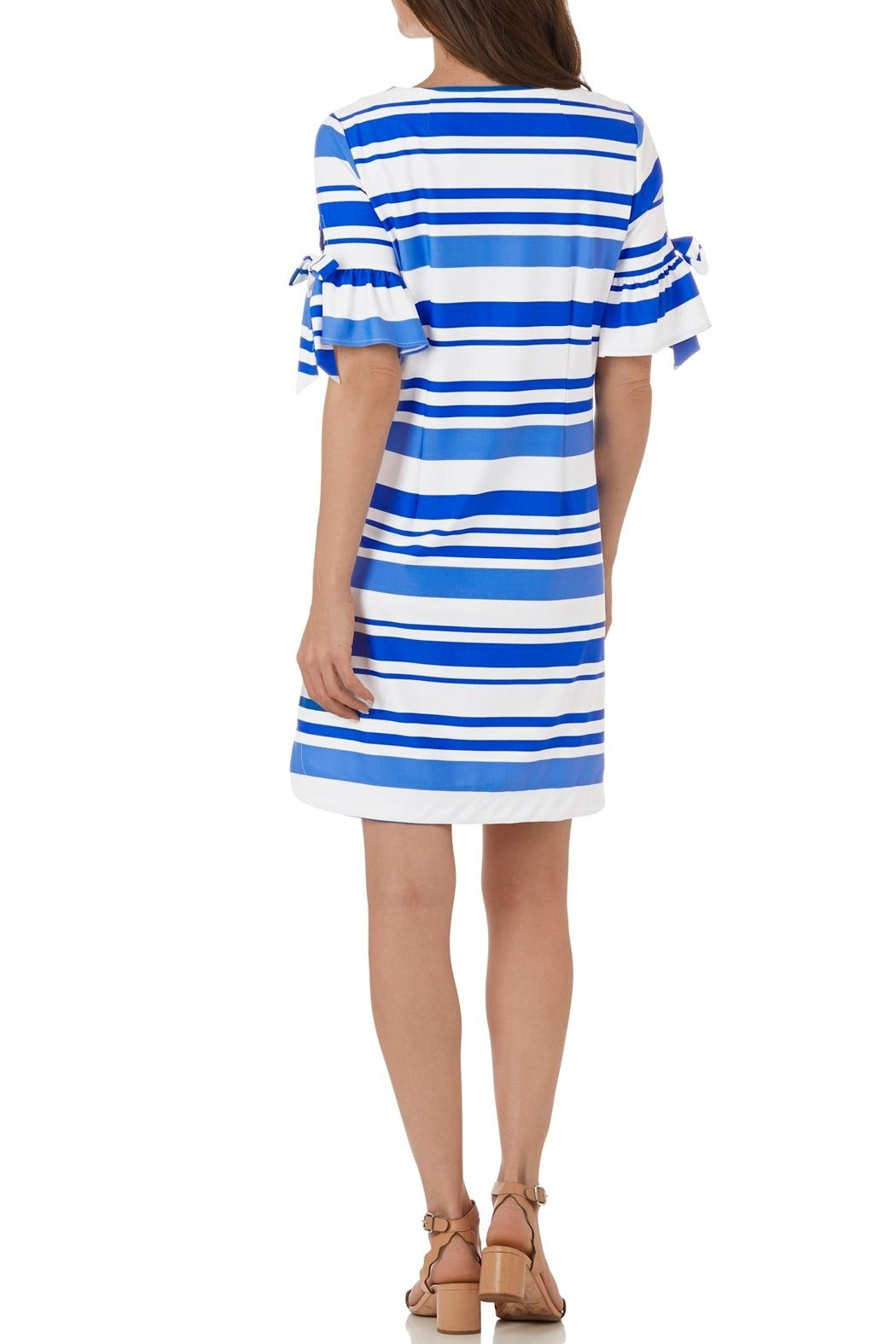 Jude Connally Cory Shift Dress - Front Full Image