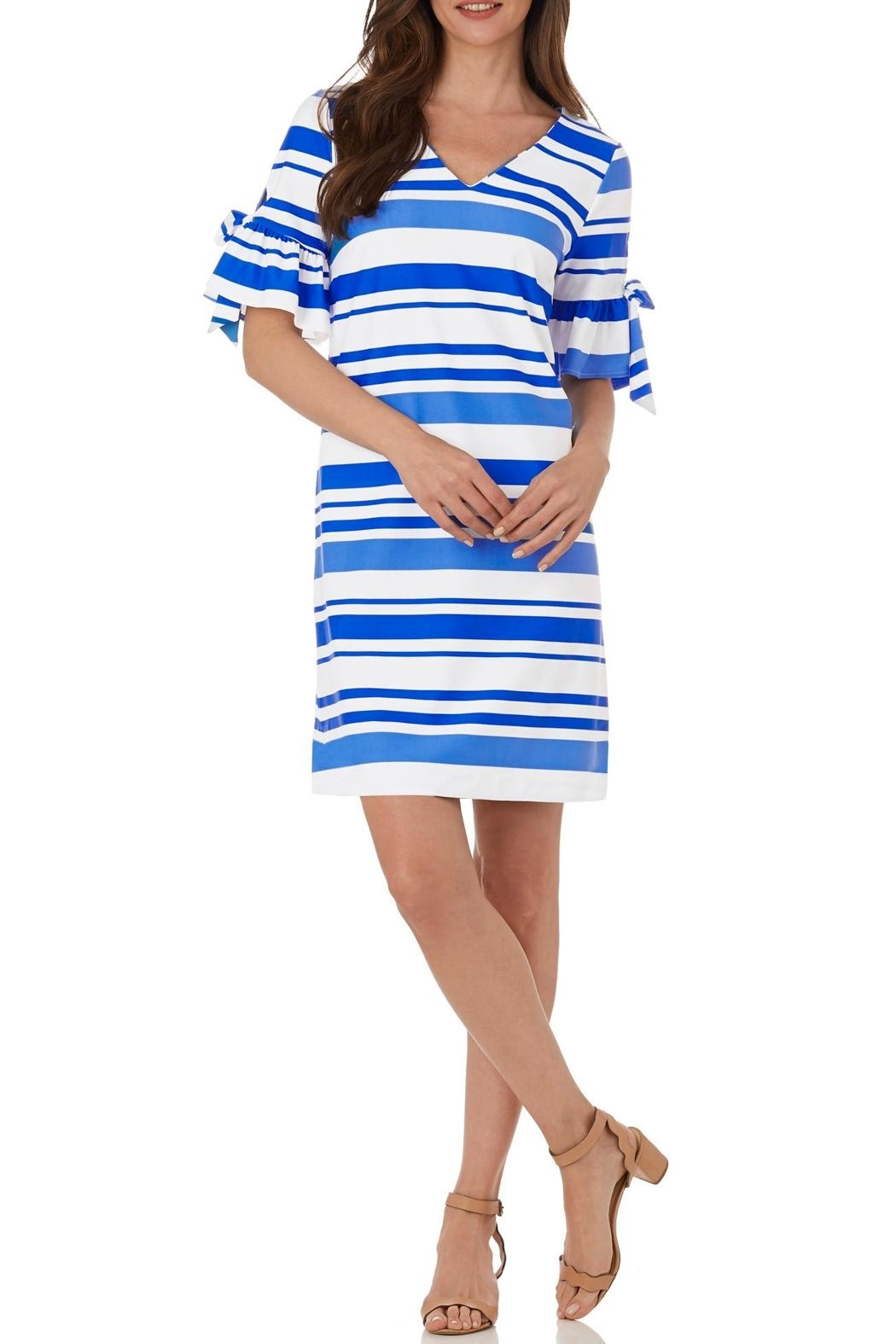 Jude Connally Cory Shift Dress - Front Cropped Image
