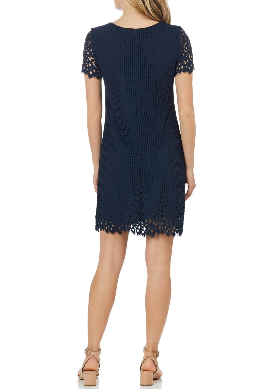 Jude Connally Ella Spring-Lace Dress - Front Full Image