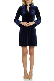 Jude Connally Kate Velvet Tunic Dress - Product Mini Image