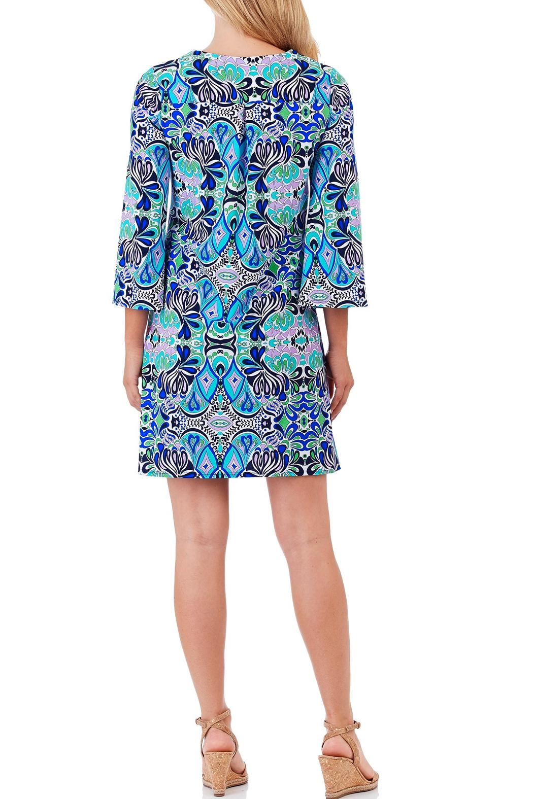 Jude Connally Lexi Shift Dress - Front Full Image