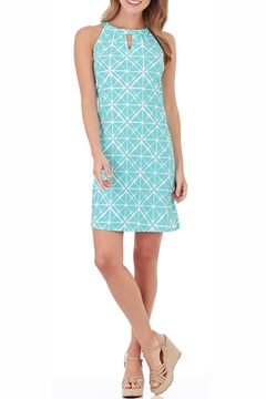 Jude Connally Lisa Keyhole Dress - Product List Image