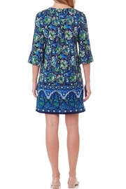 Jude Connally Margot Shift Dress - Front full body