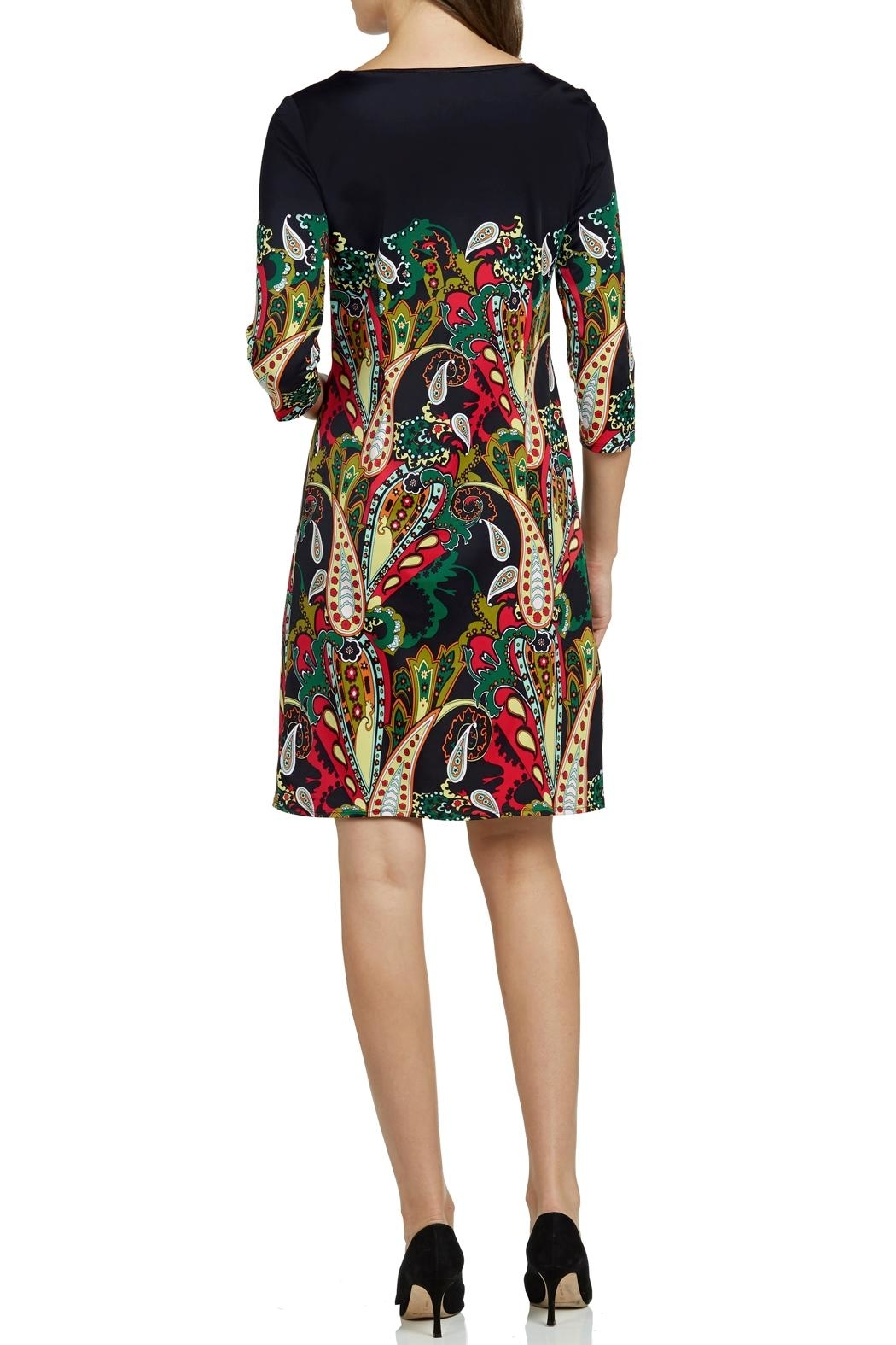 Jude Connally Marlowe Dress - Jude Cloth - Front Full Image