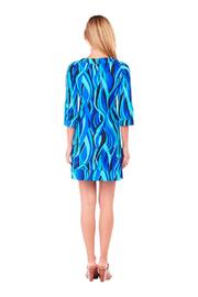 Jude Connally Megan High Tide Dress - Side cropped
