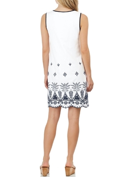 Jude Connally Melody Embroidered Dress - Alternate List Image