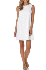 Jude Connally Melody Embroidered Dress - Front cropped