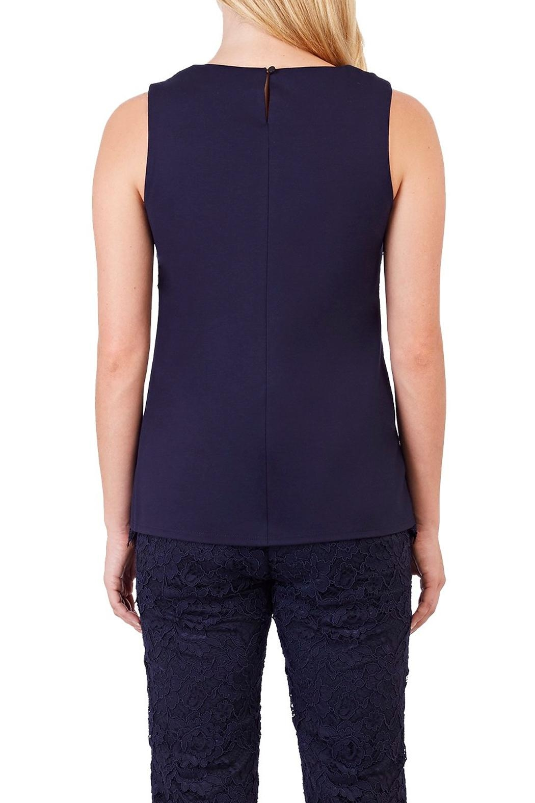 Jude Connally Nina Lace Top - Front Full Image