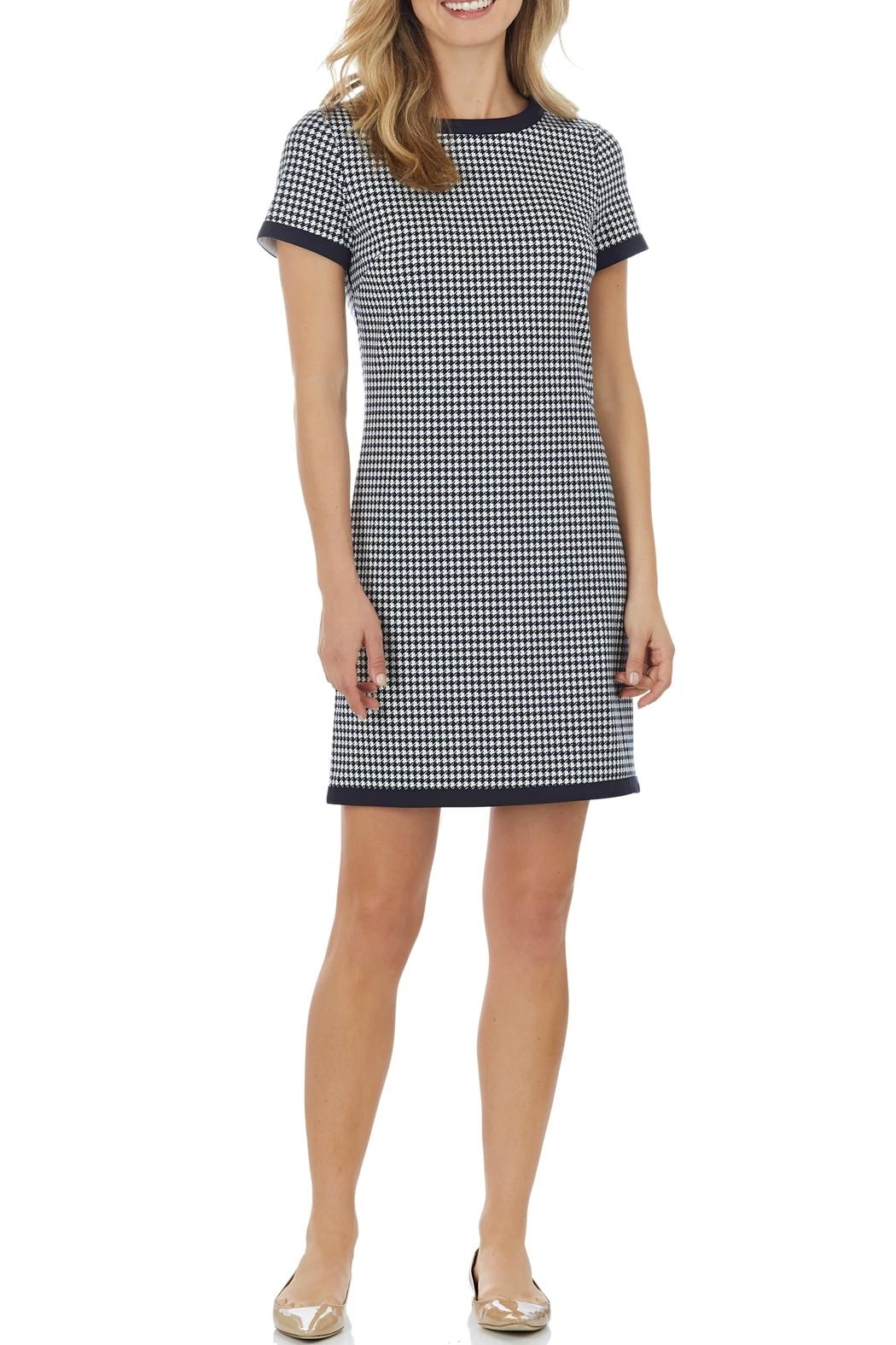Jude Connally Parker Ponte Dress - Main Image