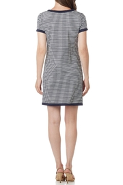 Jude Connally Parker Ponte Dress - Front full body
