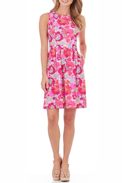 Jude Connally Rachel Fit And Flare Dress - Product List Image
