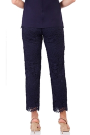 Jude Connally Rose Lace Pants - Front full body