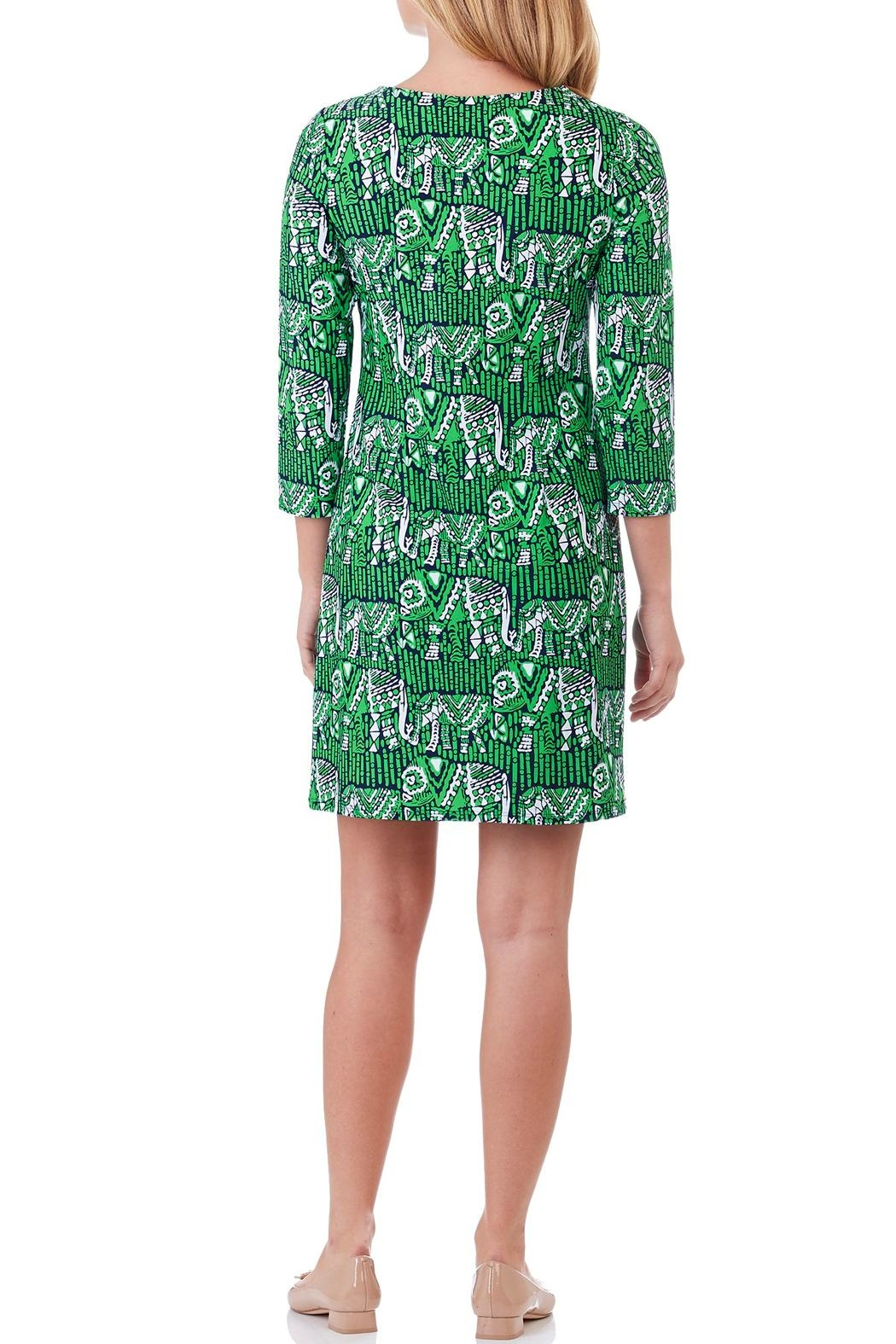 Jude Connally Sabine Shift Dress - Front Full Image