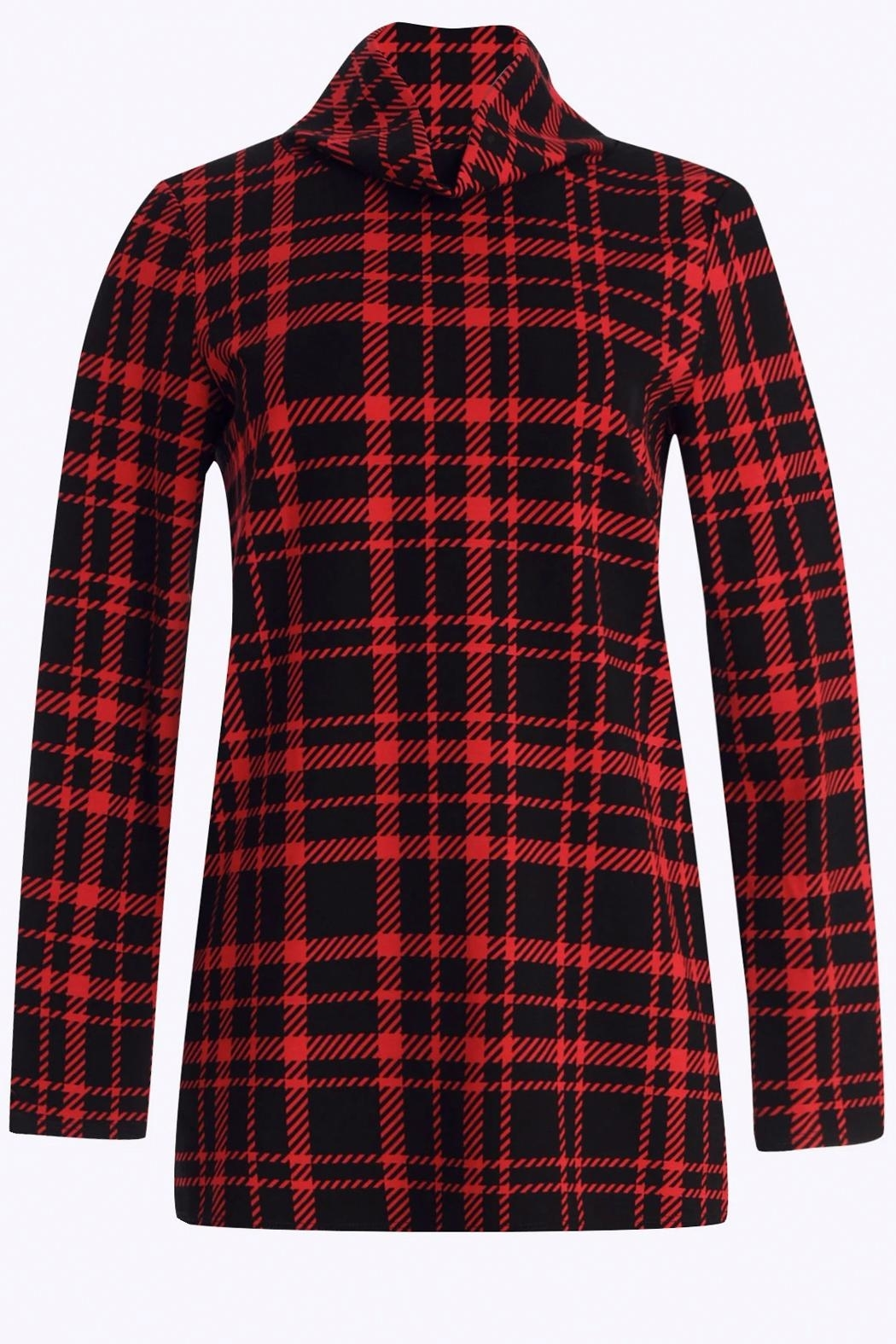 Jude Connally Sawyer Ponte Knit Top - Side Cropped Image