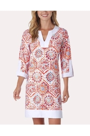 Jude Connally Silky Floral Dress - Product Mini Image