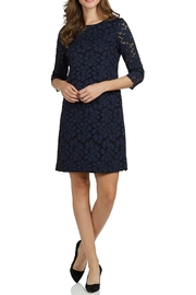 Jude Connally Violet Lace Dress - Product Mini Image