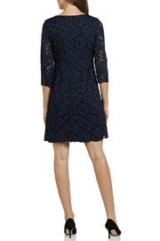 Jude Connally Violet Lace Dress - Front full body