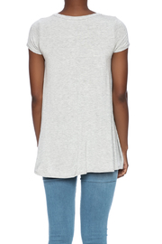 Judith March Boat Hair Tee - Back cropped