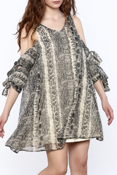 Shoptiques Product: Python Print Dress