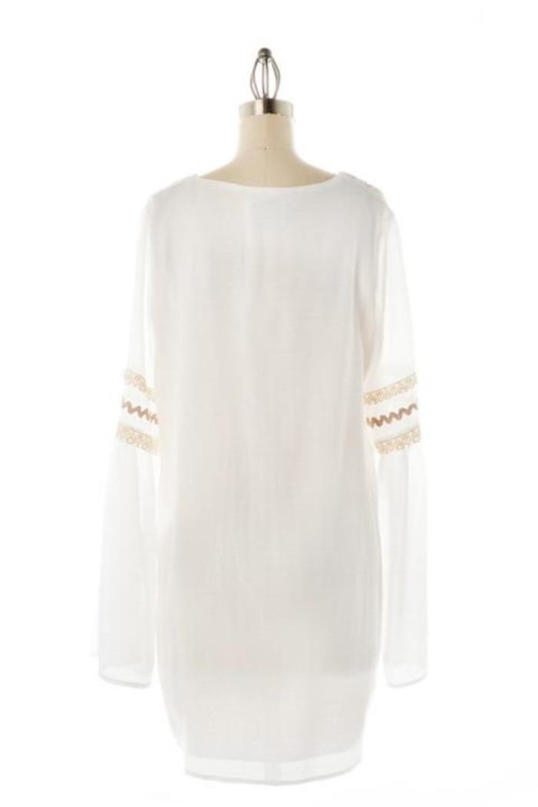 Judith March Dress Cover-Up - Side Cropped Image
