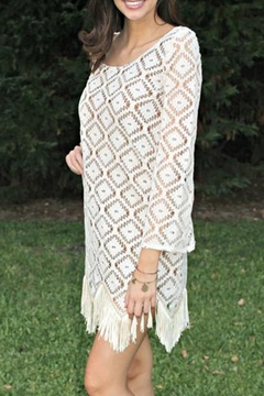 Judith March Fringed Mary Dress - Product List Image