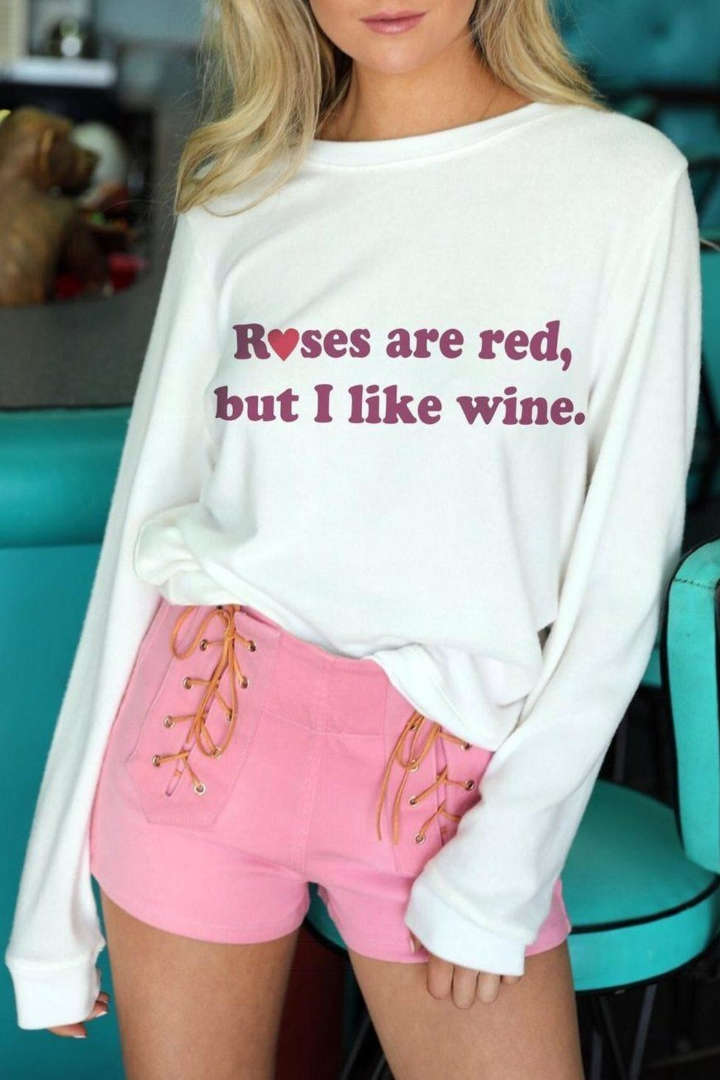 Judith March Roses And Wine - Main Image