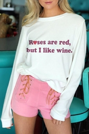 Judith March Roses And Wine - Product Mini Image