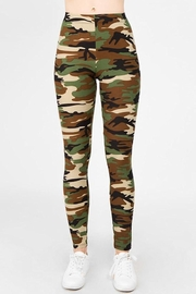 Judson & Co. Camouflage Leggings - Product Mini Image