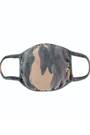 Judson & Co. Mask - Adult-Brown Camo - Product Mini Image