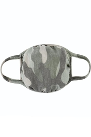 Judson & Co. Mask - Adult-Camo-Moss - Product Mini Image