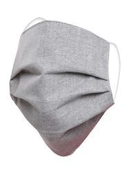 Judson & Co. Mask - Adult-Grey-Pleated - Product Mini Image
