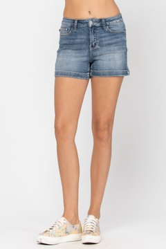 Judy Blue High Waisted shorts - Product List Image