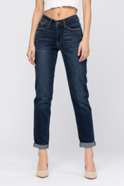 Judy Blue Tapered Slim Fit - Product Mini Image