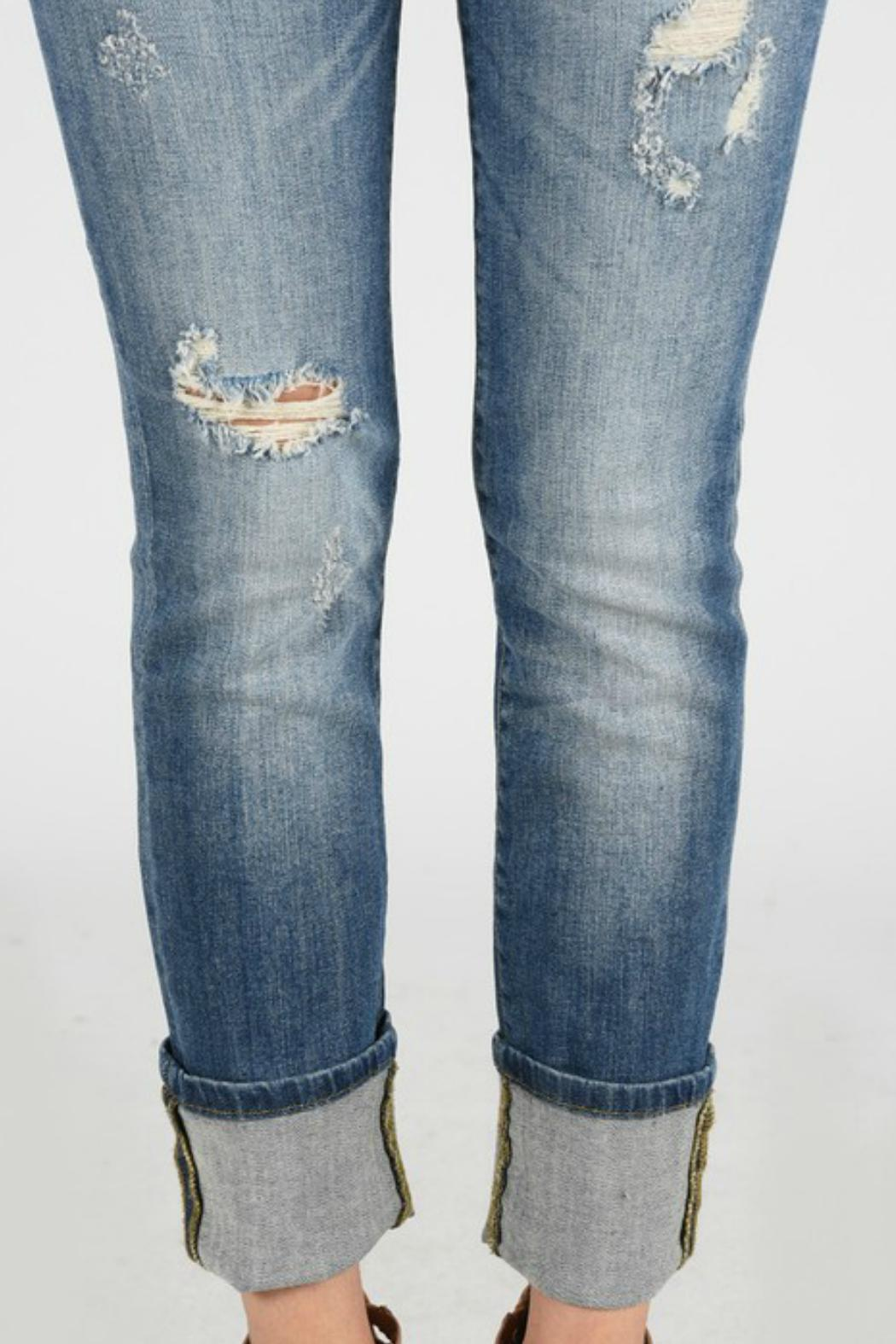 Judy Blue Cuffed Capri Jeans from North Carolina by Lucky Lucy's ...