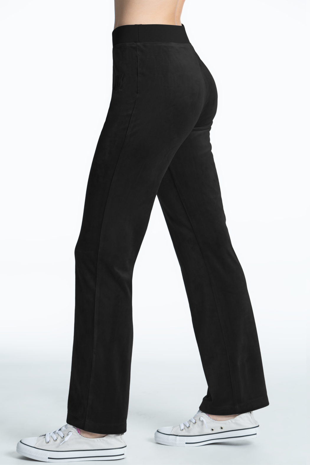 Juicy Couture Juicy Velour Pant - Front Full Image
