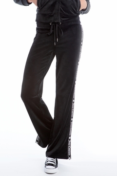 Juicy Couture Velour Track Pant - Product List Image