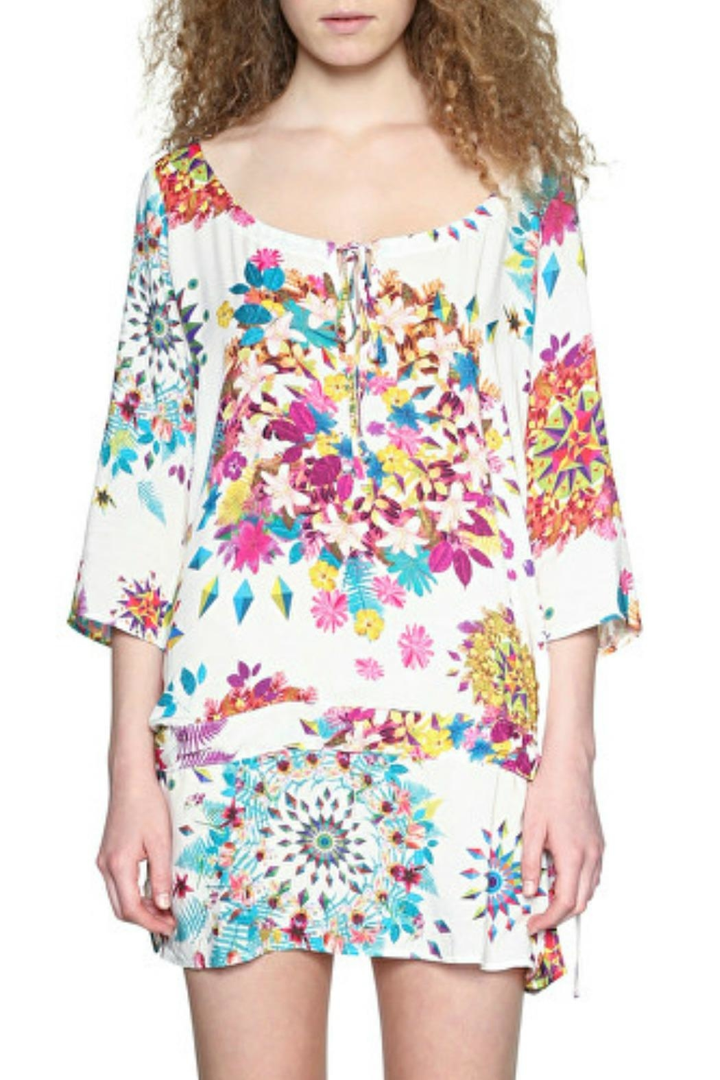 DESIGUAL Jules Cover-Up - Front Cropped Image