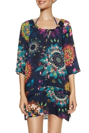 DESIGUAL Jules Navy Cover-Up - Product Mini Image