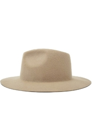 Olive & Pique Jules Wool Fedora - Front full body