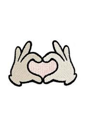 JULES KAE Heart Hands Patch - Product Mini Image