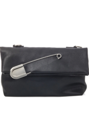 FAME ACCESORIES Julia Clutch - Front cropped