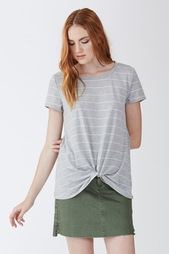 Another Love  Julia Knot Tee - Product List Image