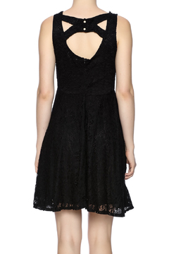 Shoptiques Product: Lace Flare Dress