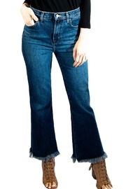 J Brand Julia Romance High-Rise Flare Jeans - Product Mini Image